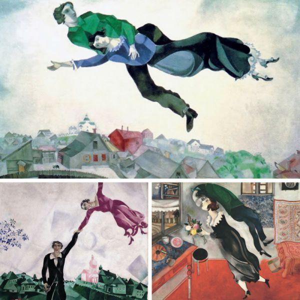 Chagall Psicologo Torino