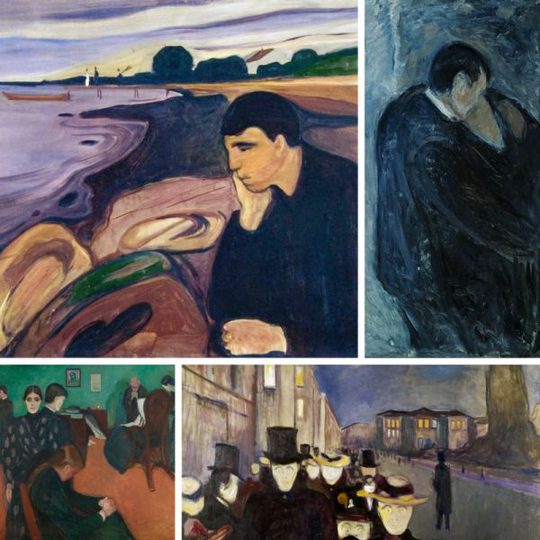 Munch Psicologo Torino