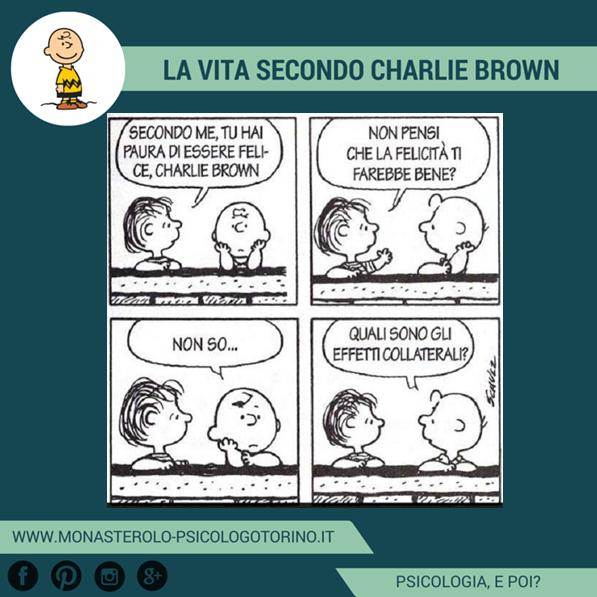 Depressione Charlie Brown Psicologo