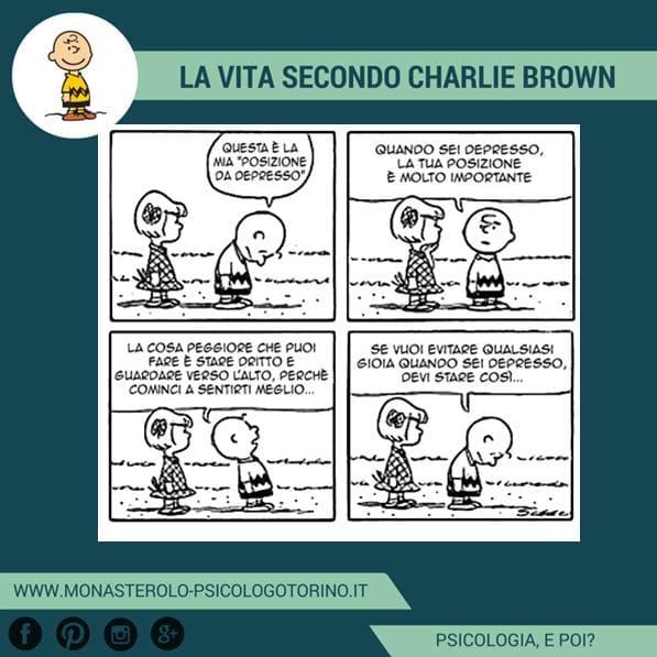 Charlie Brown tristezza