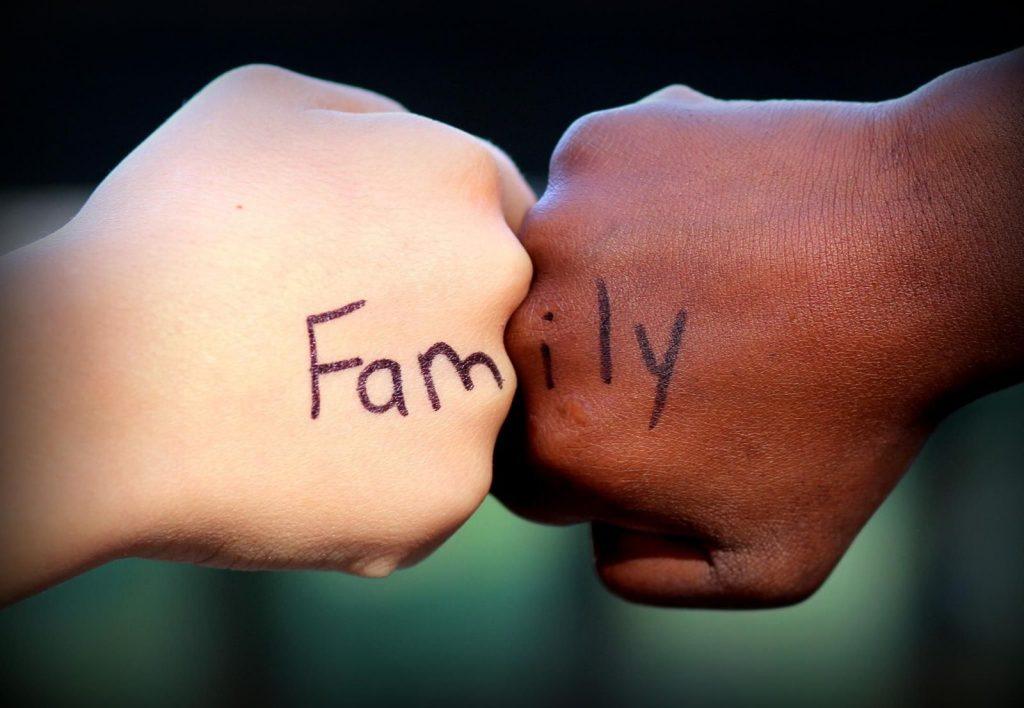 Famiglia adottiva