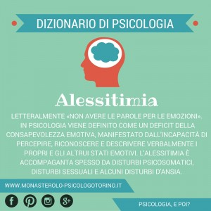 Alessitimia