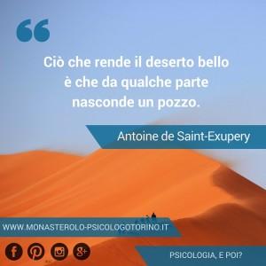 Antoine de Saint-Exupery Aforisma