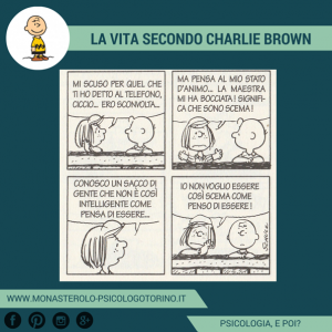 Charlie Brown: Auto-Svalutazione