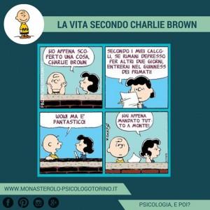 Charlie Brown: Guinness dei primati della depressione