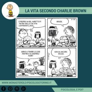 Charlie Brown: I confini hanno sempre due funzioni