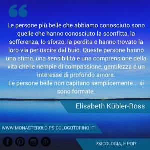 Kubler-Ross Aforisma
