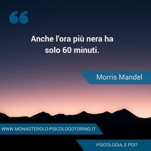 Morris Mandel Aforisma