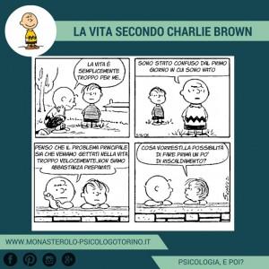 Charlie Brown: Quando si è pronti per la vita