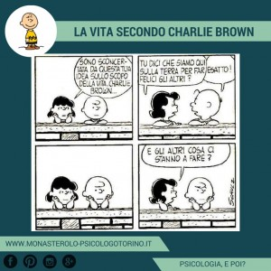 Charlie Brown: Riflessioni sullo scopo della vita