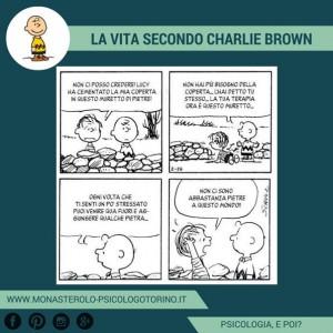 Charlie Brown: Rimedi fai da te allo stress