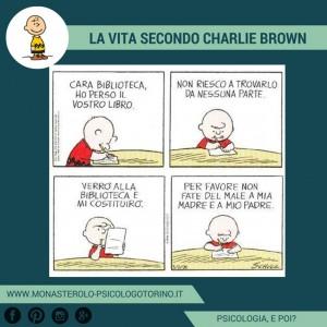 Charlie Brown: Senso di colpa