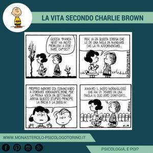 Charlie Brown: Trarre significati è questione soggettiva