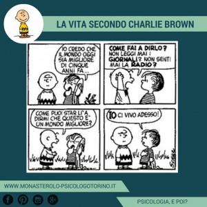 Charlie Brown: Vivere il presente