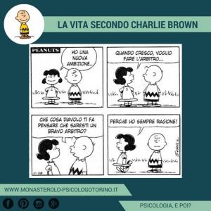 Charlie Brown: Scegliere il mestiere giusto